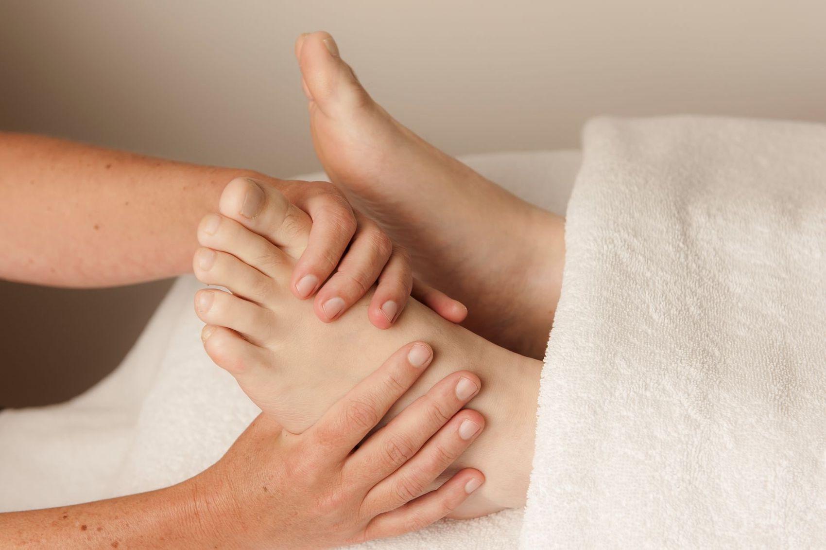Hoe Werkt Reflexzonetherapie?