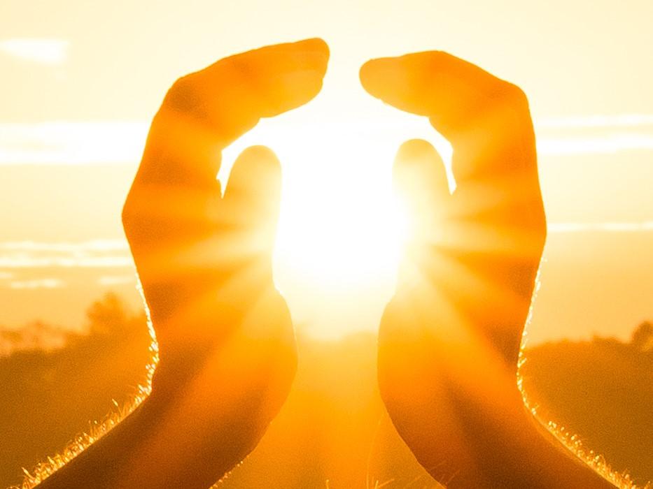 Energetische massages